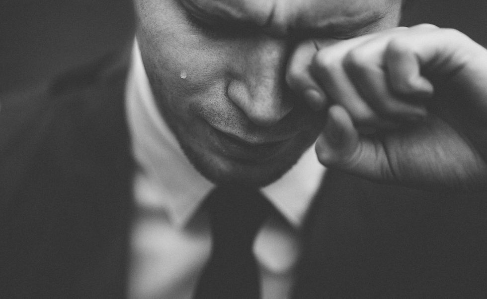 A Man's Struggle With Mental Health Does Not Take Away From His Masculinity
