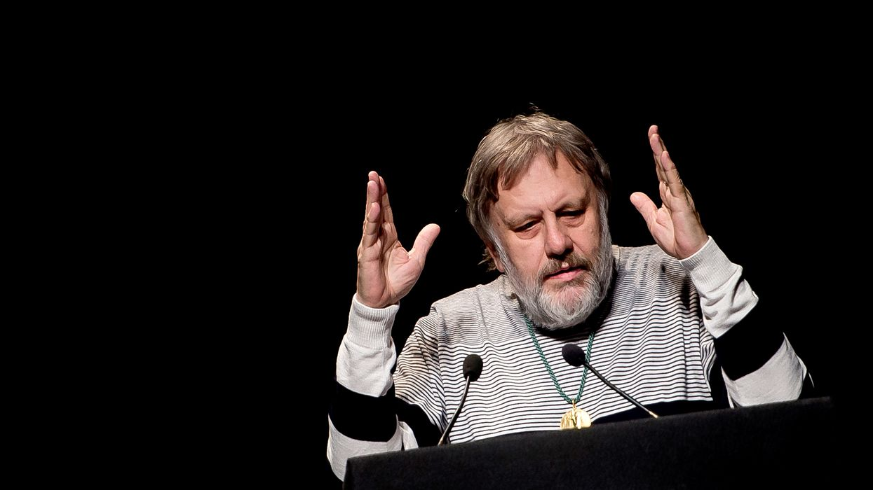 Greta Thunberg is not a 'caricatural woman,' says Slavoj Žižek — her approach is 'brutal'