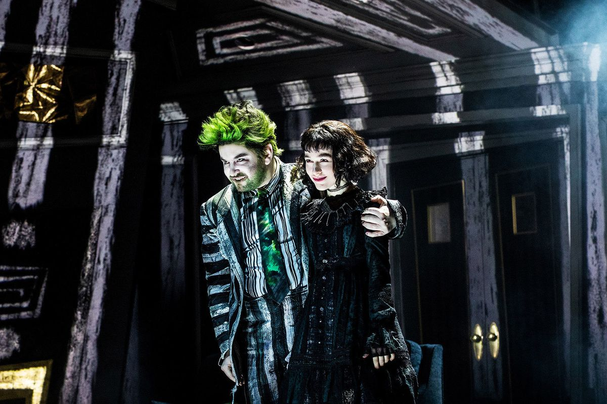 'Beetlejuice' on Broadway Is Breaking TikTok