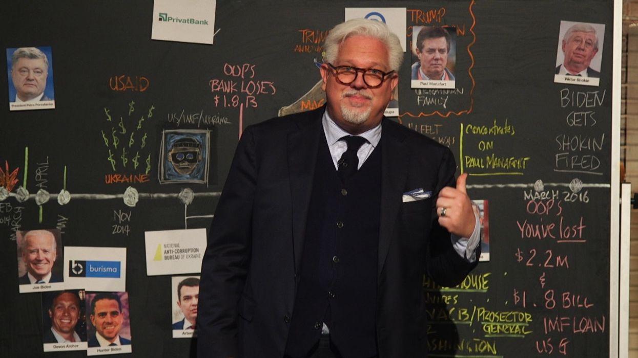 Glenn Beck blows open media's dereliction of duty regarding Ukraine