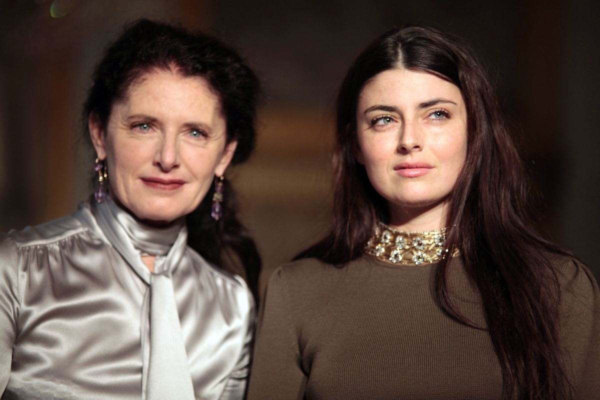 Luisa Beccaria: «Fiori e leggerezza rendono le donne più sexy degli spacchi»