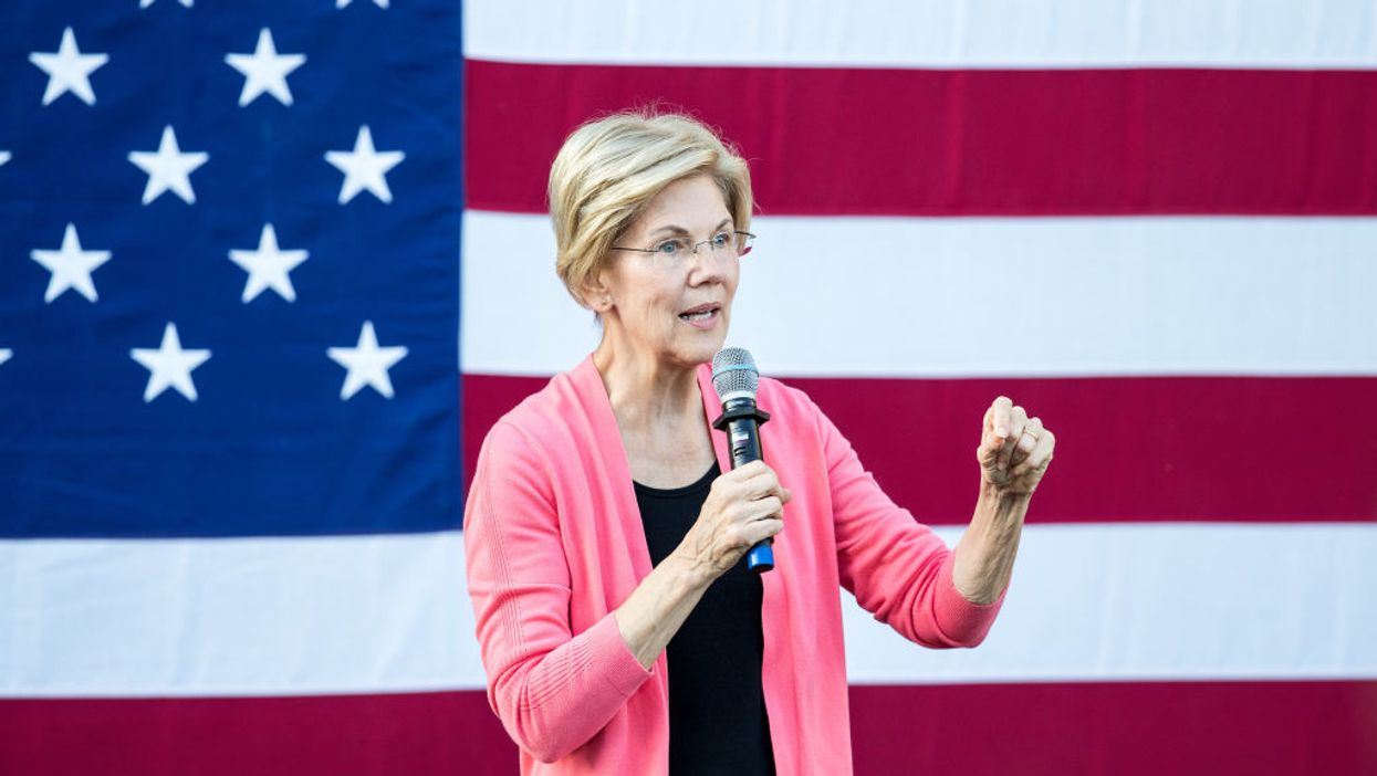 Warren tells voters she was fired for being 'visibly pregnant' — but once told a much different story