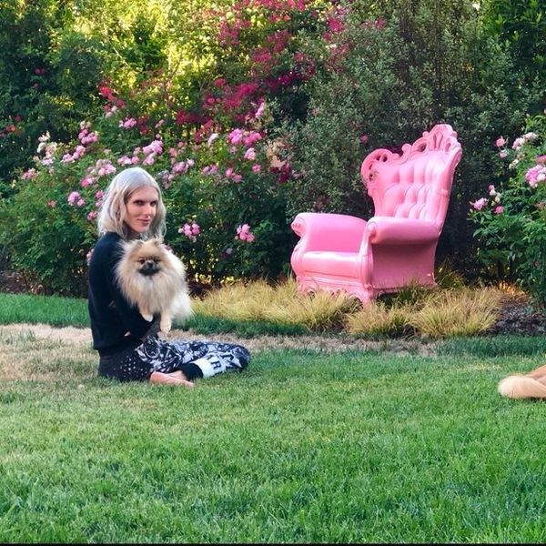 The Internet Mourns the Loss of Jeffree Star's Dog