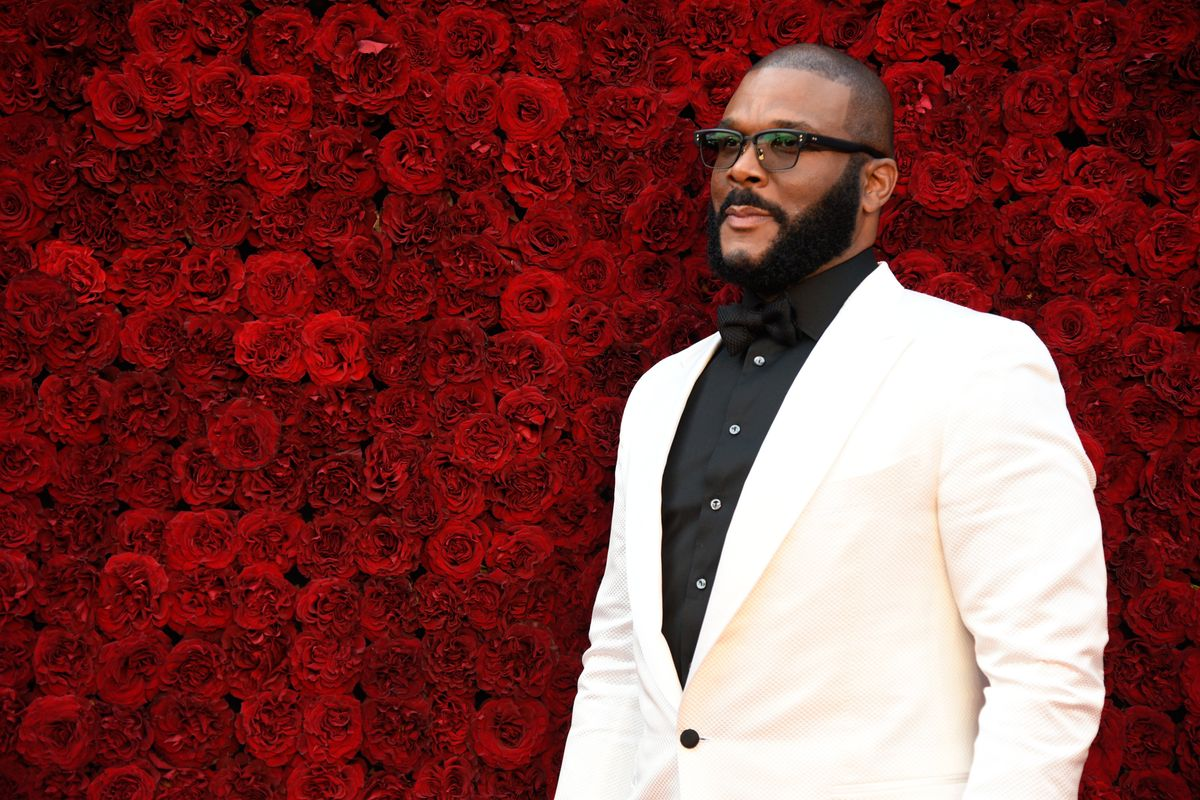 Tyler Perry Makes History with 'Tyler Perry Studios'