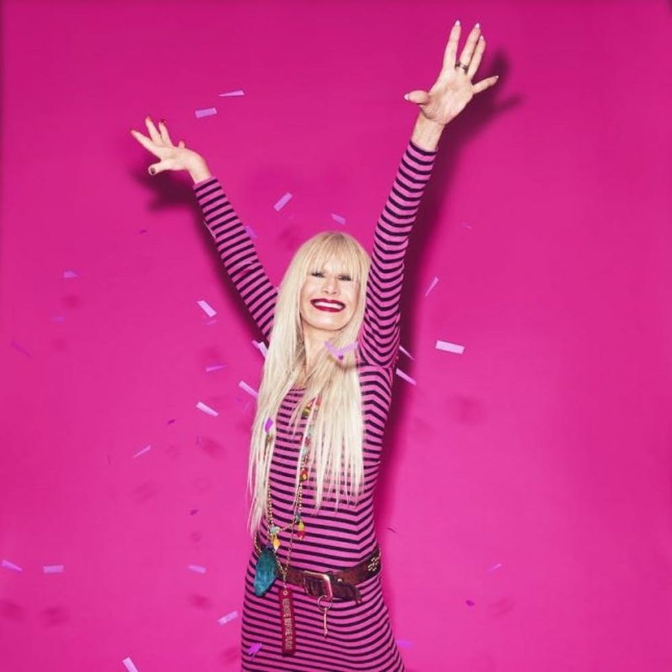 Fashion Designer Icon Betsey Johnson Dishes Her Best Advice For A Long Lasting Career Brit Co