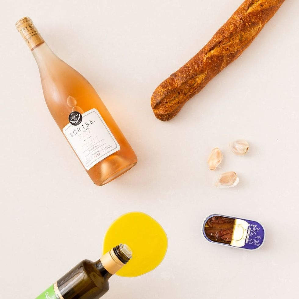 Try This Unexpected Pairing the Next Time You #RoséAllDay