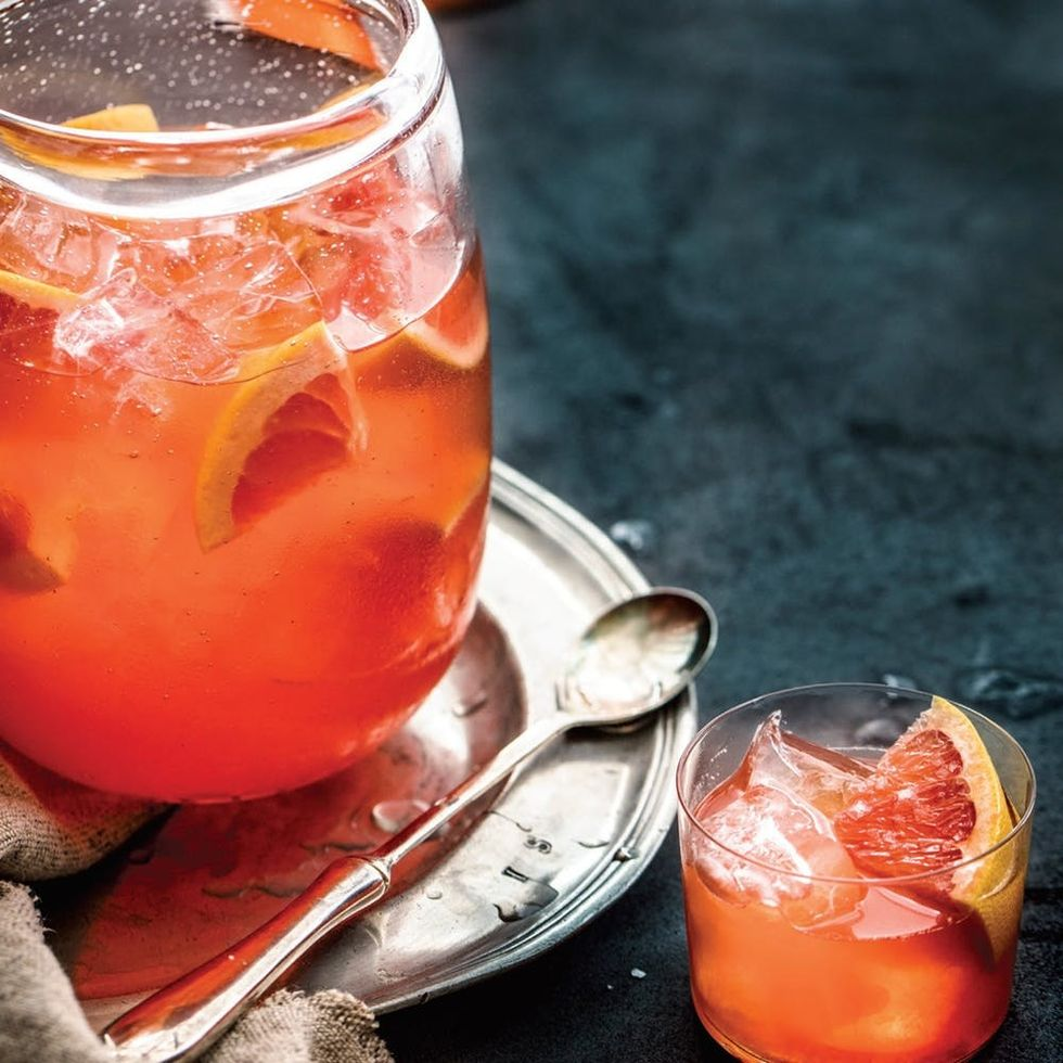 With Make-Ahead Punch, Keep the Party Going All Summer Long