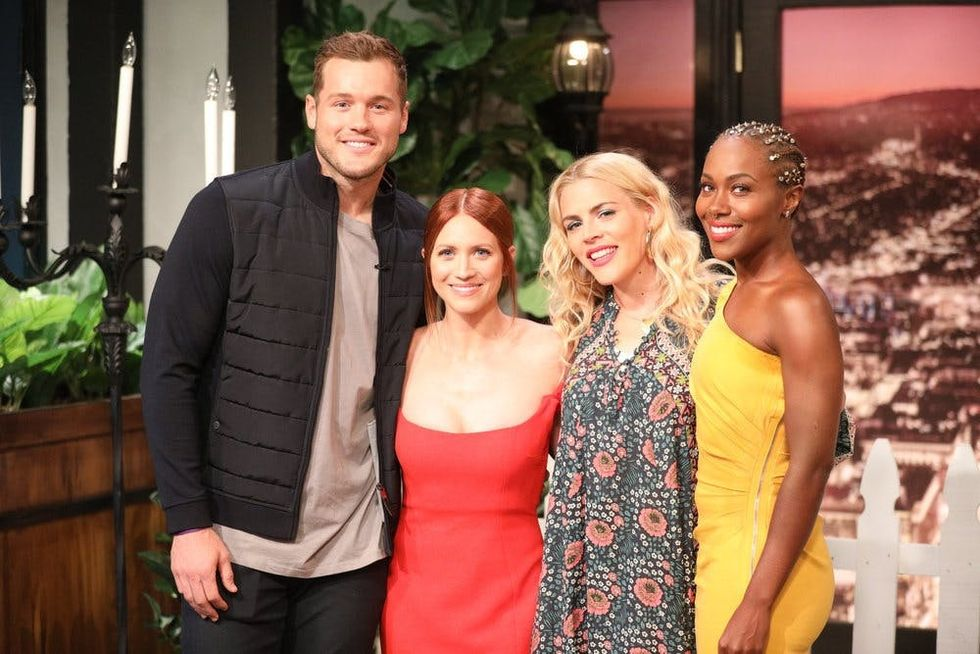 Watch Colton Underwood Reenact His 'Bachelor' Fence Jump on 'Busy Tonight'