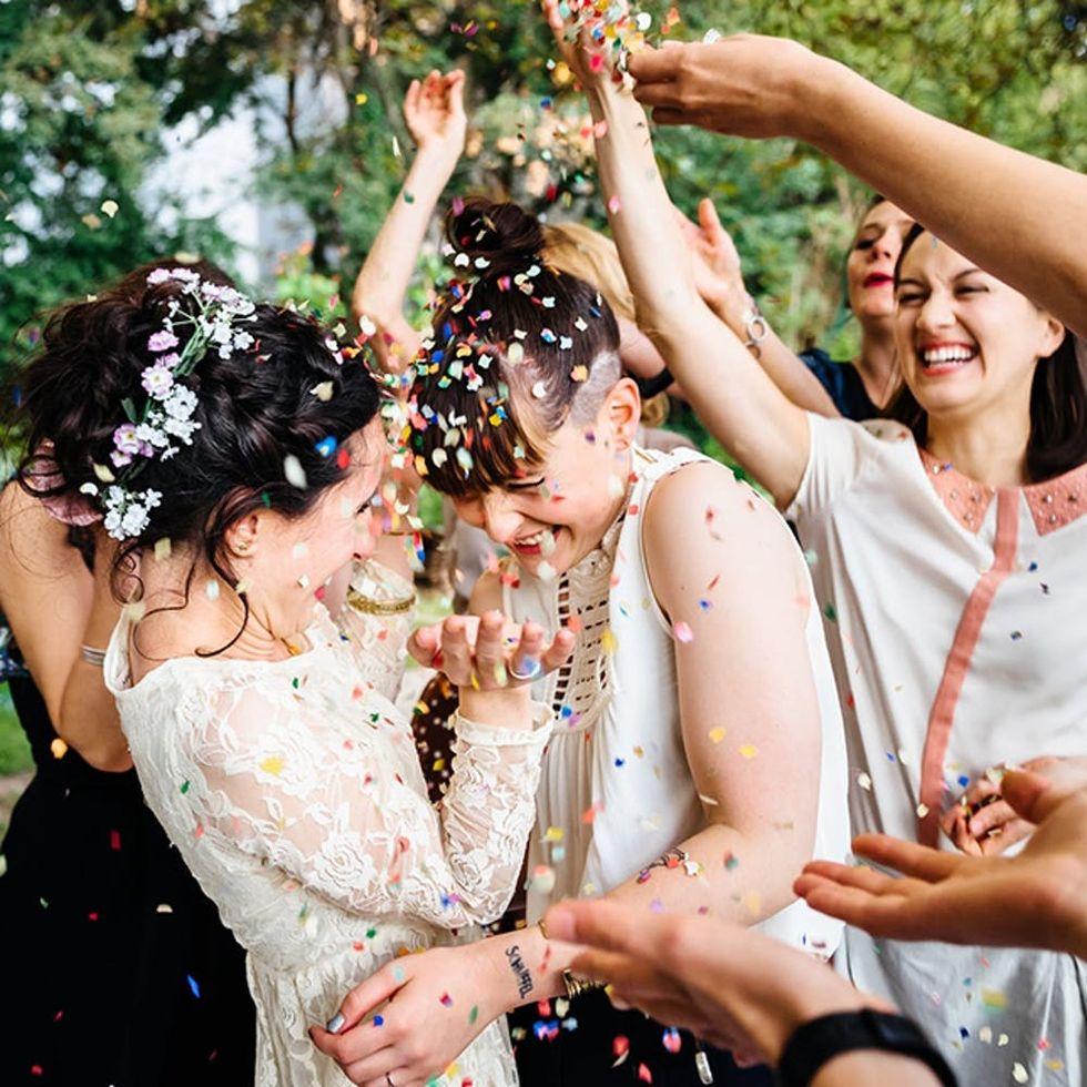 10 Non-Traditional Wedding Send-Off Ideas