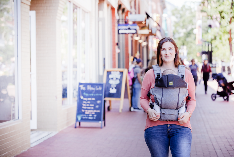 5 fall adventures made even better with babywearing