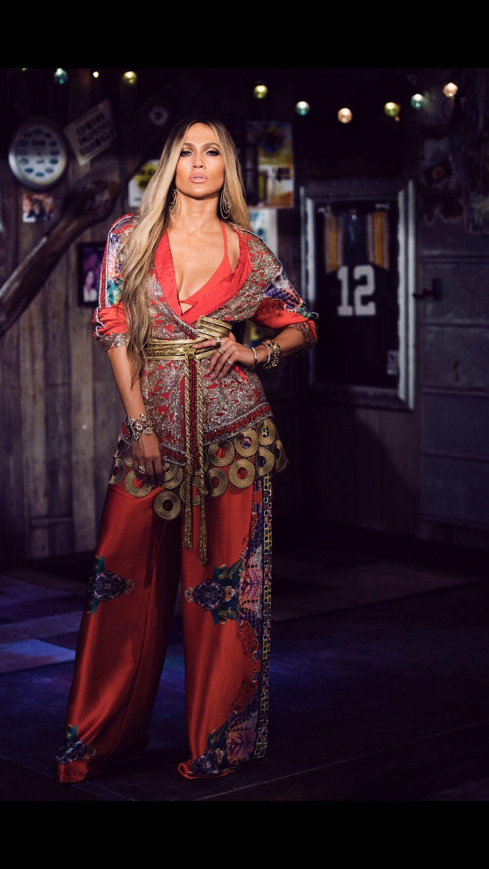 Jennifer Lopez Custo