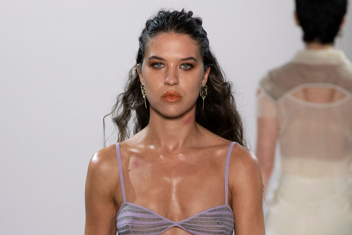 Hickies Are NYFW's Sexiest Trend