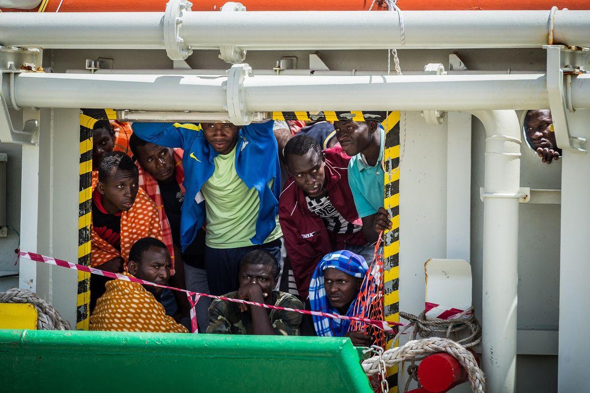 La tratta delle squillo-rifugiate dalla Nigeria