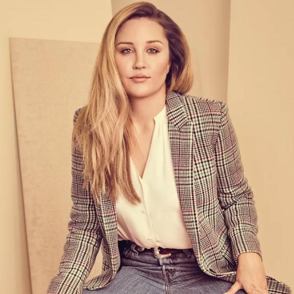 Amanda Bynes Debuts New Look on Her Instagram