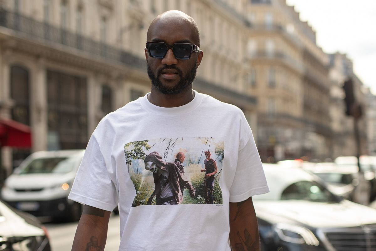 Virgil Abloh Is Taking a Damn Break
