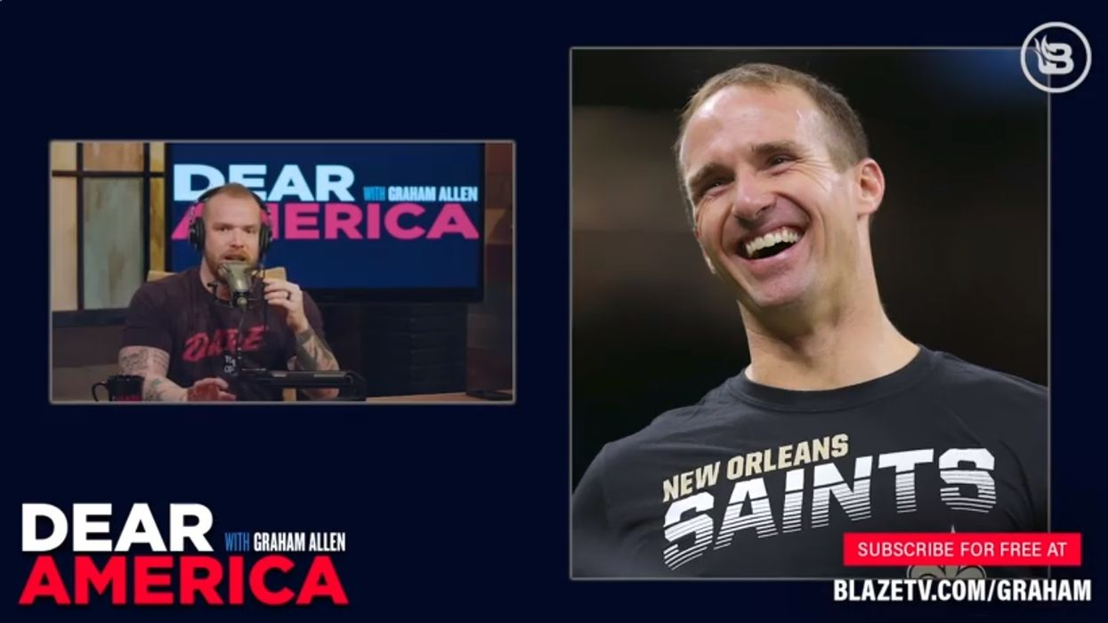 Graham Allen: Drew Brees' support for 'Bring your Bible to School' day is NOT anti-LGBTQ