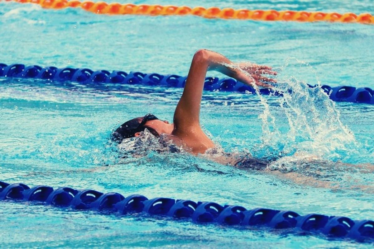 There's no way to defend disqualifying a champion high school swimmer over a wedgie