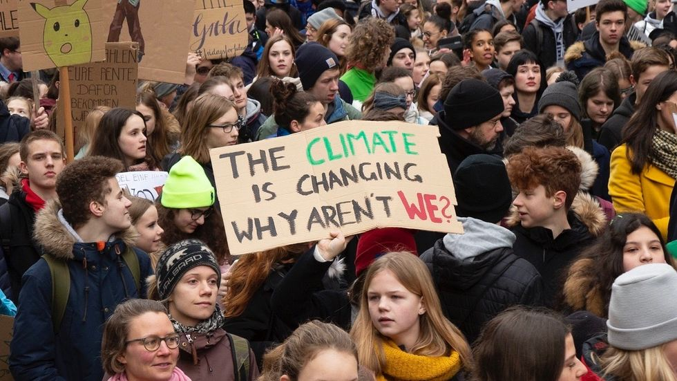 'If We Can Save the Banks, We Can Save the World': Greta Thunberg Responds to Climate Action Critics