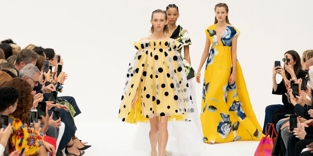 Carolina Herrera's Groundbreaking Florals for Spring