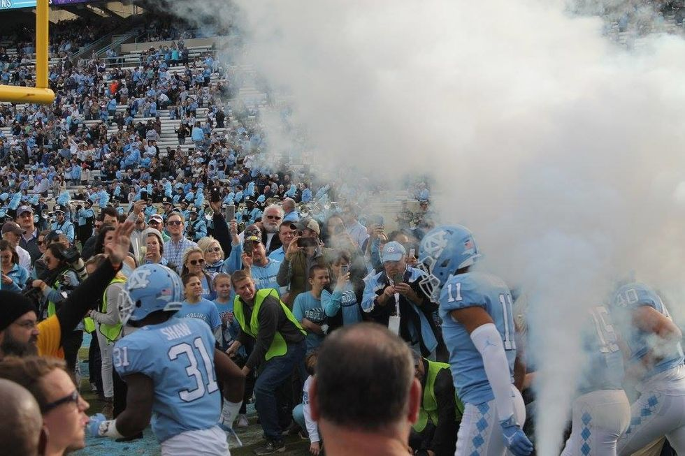 Mack Is Back And 10 Other Thoughts UNC Students Have While Trying To Request Student Football Tickets