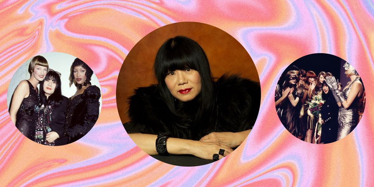 Babydolls And Supermodels: Inside The New Anna Sui Retrospective
