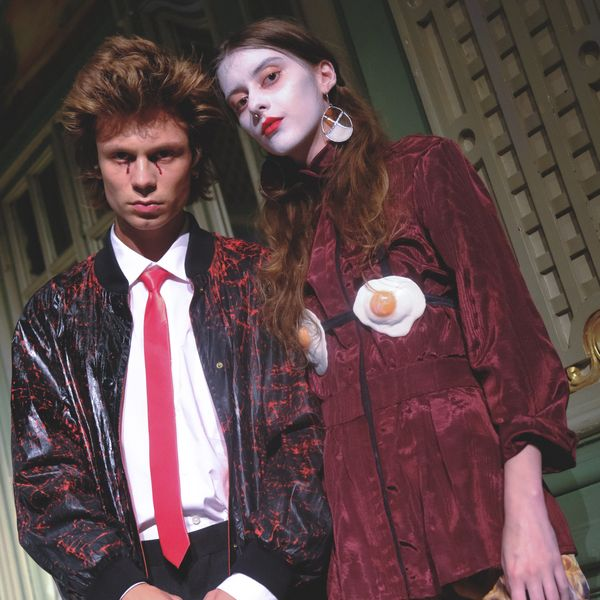 'American Psycho' Meets the Romanovs at Puppets and Puppets