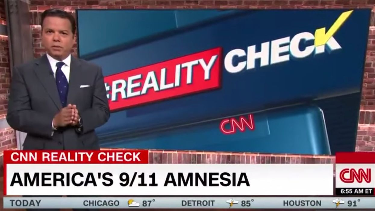 CNN says 'right wing terrorists' are worse than Islamist terrorists who attacked on 9/11 — and gets brutal backlash