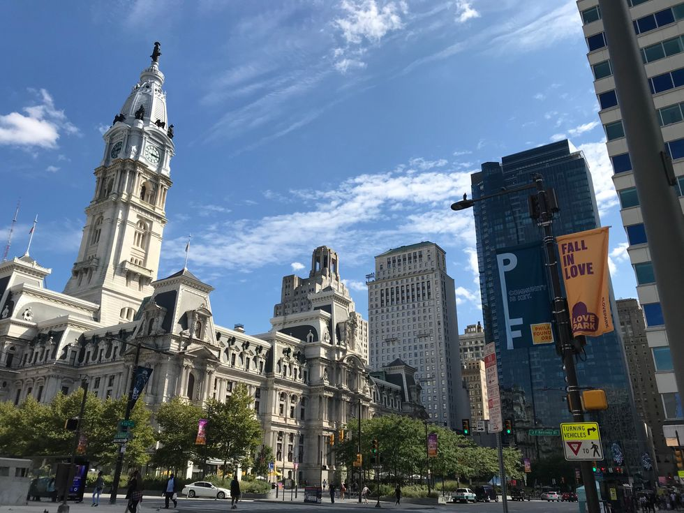 12 Thoughts About Philadelphia From A Jersey Girl's Perspective