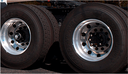 Big Rig Tire Protection
