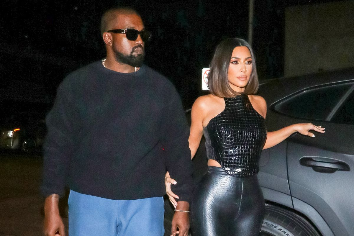 Kim and Kanye Might Move to Wyoming