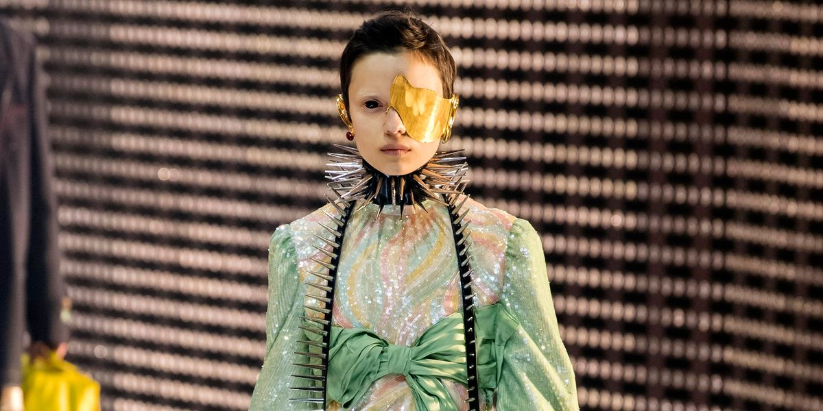 Gucci's Spring 2020 Trend? Going Carbon Neutral