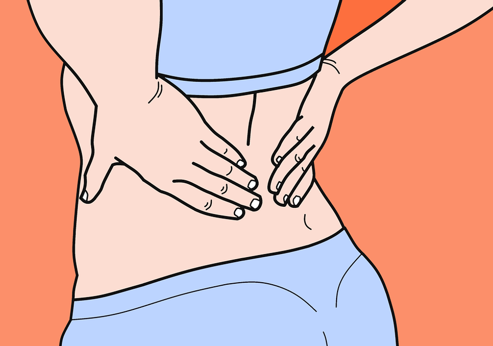 5 Tips to Help Prevent Lower Back Pain