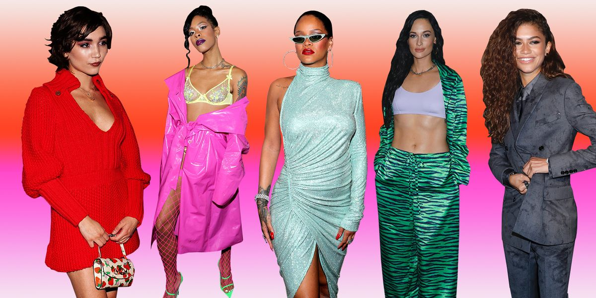 These Were The Best Celeb Looks At New York Fashion Week