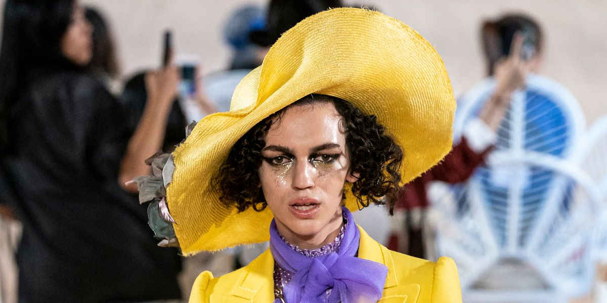 Pat McGrath Created 61 Different Beauty Looks at Marc Jacobs