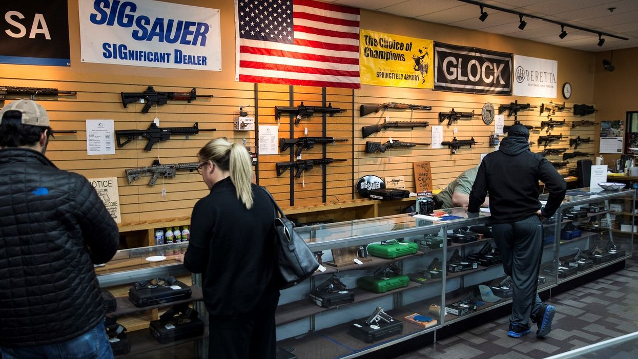 CEOs of 145 major US companies send letter to senators asking for gun control legislation