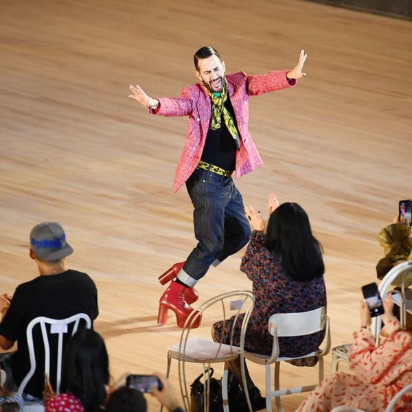 Marc Jacobs' Extravagant Spring Show Is What NYFW Needed