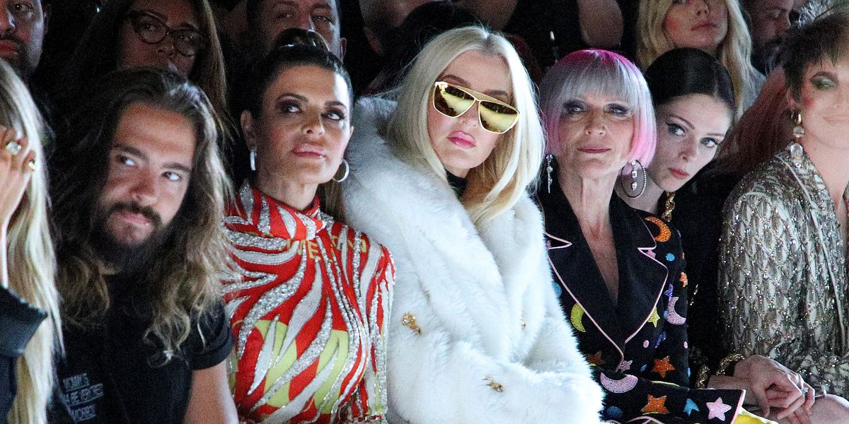 No One Had a Better Fashion Week Than Erika Jayne