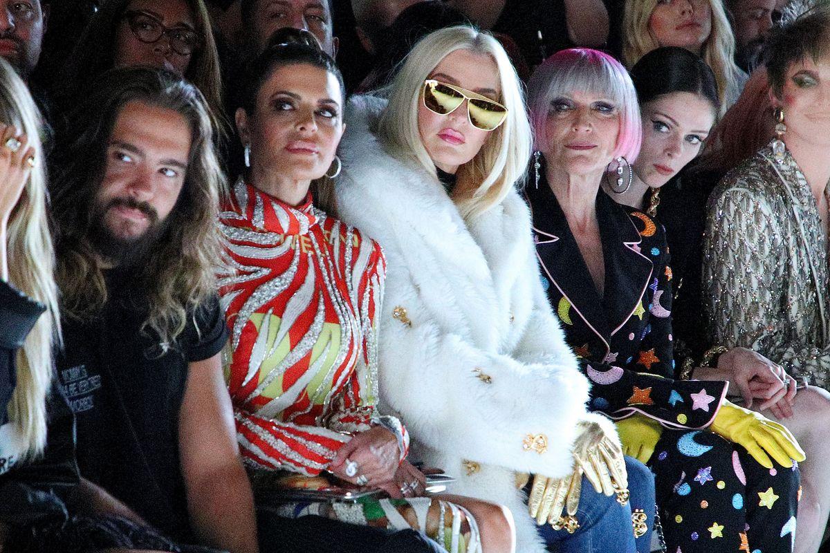 No One Had a Better Fashion Week Than Erika Jayne