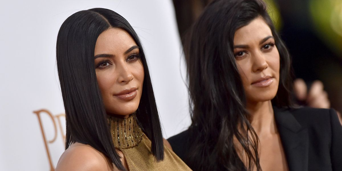 Kim Kardashian Accuses Kourtney Ripping Off Her Style