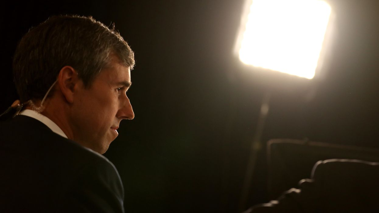 Beto O'Rourke pledges to take away Americans' AR-15s. A Texas lawmaker is being accused of making a death threat in response.