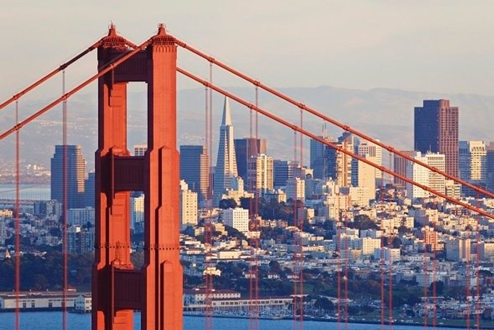 6 Beautiful Places To Visit in San Francisco Other Than The Golden Gate Bridge
