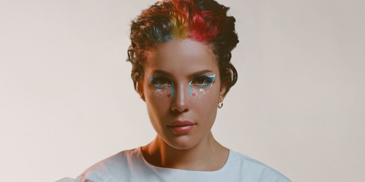 """Halsey Paints To Announce Forthcoming Album In New Single """"Graveyard"""""""