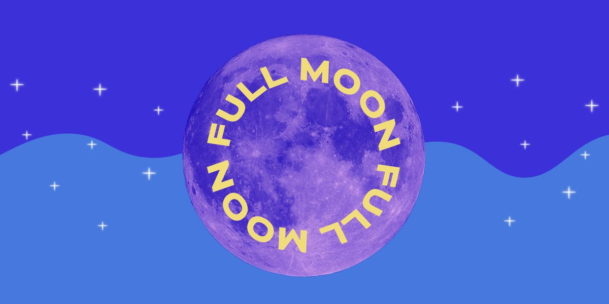 Tonight's Friday The 13th Full Moon Is A Reminder That We Are One