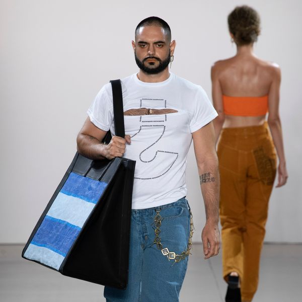 Barragán Secured the Biggest Bag at NYFW