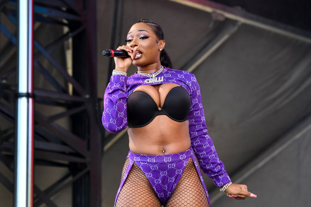 Megan Thee Stallion Signs With Roc Nation