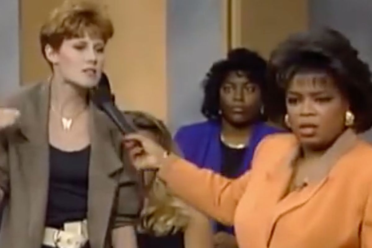 Oprah's secret 1992 racism experiment on her audience is still incredible today