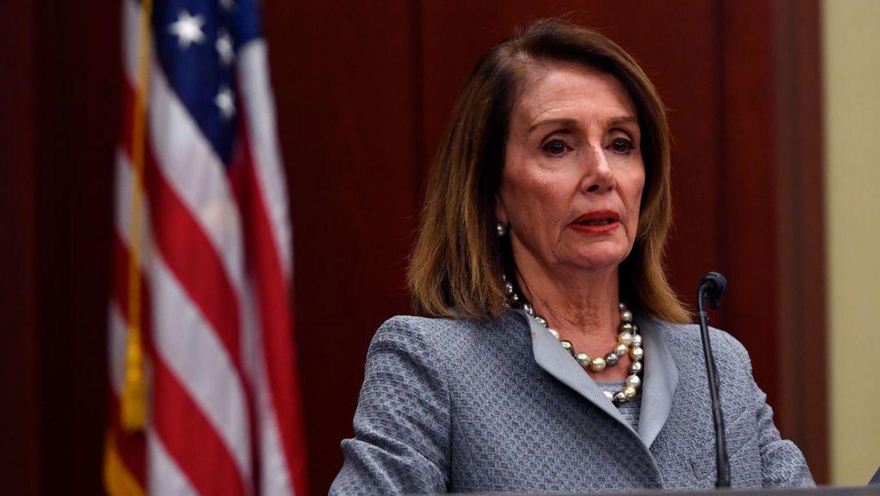 DOJ court filing shows how Nancy Pelosi sabotaged Dem efforts to obtain secret Mueller files