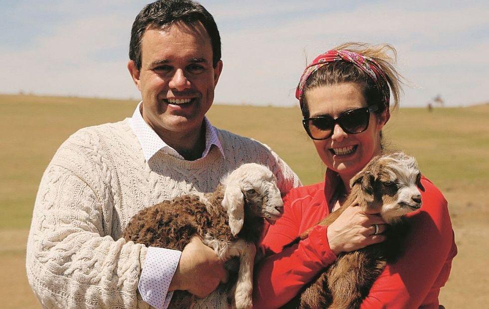 «Il mio cashmere made in Mongolia fa bene all'ambiente e ai pastori»