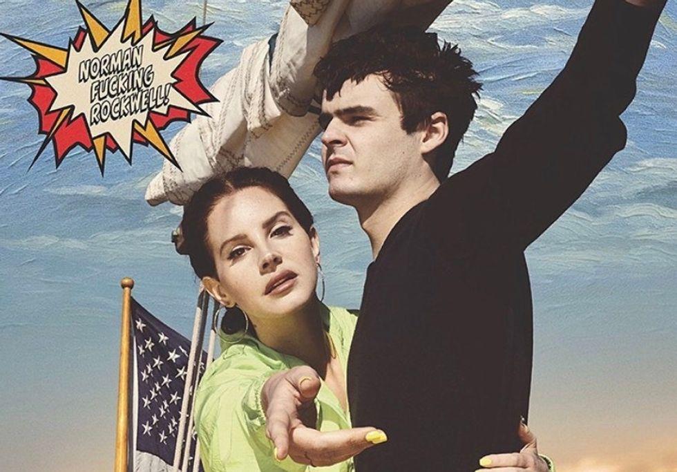 "Why ""Norman Fucking Rockwell!"" is Lana Del Rey's Best Era"