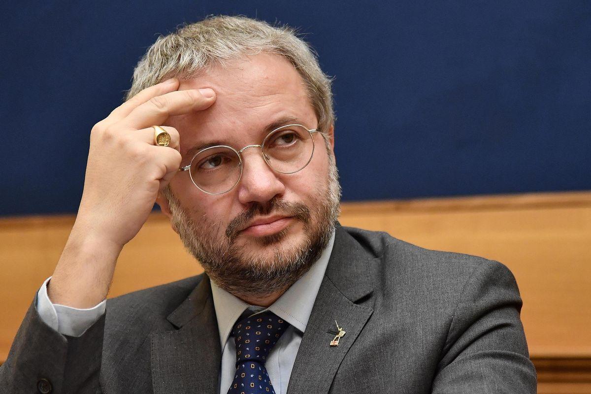 Claudio Borghi: «Governo destinato a fallire. È pieno di camerieri di Parigi»